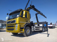 Volvo FM 400 truck used hook lift