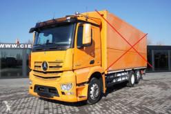 Ciężarówka BDF Mercedes Antos 2540