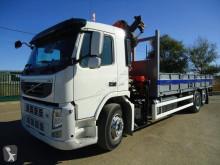 Volvo flatbed truck