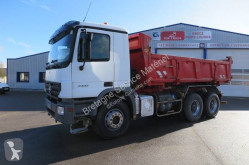 Mercedes two-way side tipper truck Actros 2632
