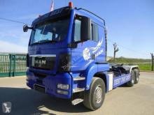 MAN TGS 26.440 truck used hook lift