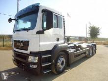 MAN TGA 26.440 truck used hook lift