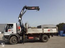 Iveco Cursor truck used tipper