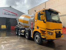 Renault Gamme C 520 truck used concrete mixer