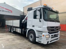 Mercedes Actros 2536 truck used flatbed