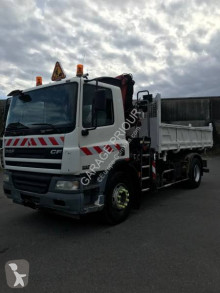 Camion DAF CF75 250 benna edilizia usato