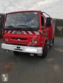 Renault Midliner 210 truck used fire