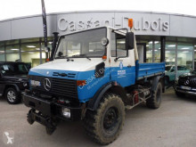Unimog U1450 truck used three-way side tipper
