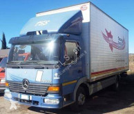 Vrachtwagen met huifzeil Mercedes Atego 818