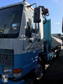 Camión caja abierta teleros Volvo FL7 260