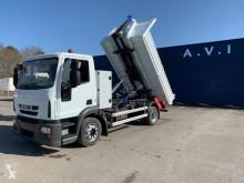 Iveco hook lift truck Eurocargo 120 E 18