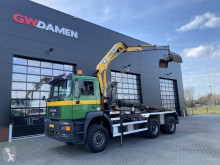 Camion porte containers MAN 33.414