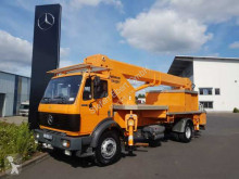 Mercedes aerial platform truck SK 1824 4x2 Hubsteiger Ruthmann T335 35,5m