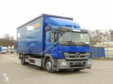 Mercedes ponyvával felszerelt plató teherautó Actros BDF *Pritsche/Plane*Euro5 *1832