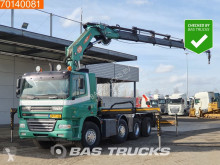 Ginaf X 4243 NL-Truck WS Crane Kran PM 47 T/M Intarder truck used container