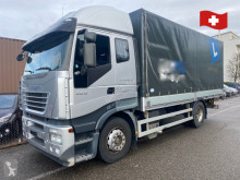 Iveco Stralis 190s40 stralis truck used tautliner
