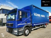 Camion savoyarde MAN TGM TGM 15.290 4x2 BL / Ladebordwand / NAVI