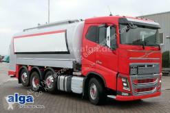 Camión Volvo FH16 FH16 650, Euro 6, inhalt 25.500ltr.,Sening Pumpe cisterna hidrocarburos usado