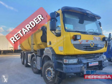 Camion benne TP Renault Kerax 450 DXi