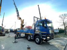 Kamion plošina MAN TGS 35.440