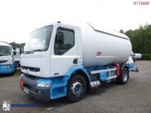 Camión Renault Premium 270 cisterna de gas usado