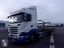Scania R 450 truck used box