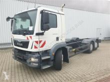 Camion châssis MAN TGM 26.340 6x2-4 BL 26.340 6x2-4 BL Navi/NSW