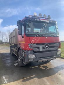 Cabeza tractora Mercedes Actros 2641 LK 6x4 Tempomat/eFH. usada