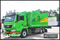 Camión volquete MAN TGS 26.440 BL / 3 Kammern, Schleuse, Kompressor