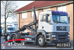 Camion MAN TGA 26.430 Multilift, alter Tacho, TÜV 01/2022 polybenne occasion