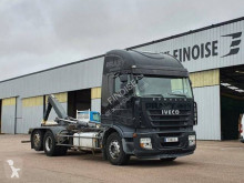 Iveco Stralis 420 truck used hook lift