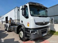Renault hook lift truck Premium Lander 410.26