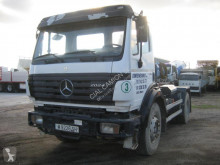Camion Mercedes 2024 polybenne occasion