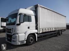 Camion rideaux coulissants (plsc) MAN TGS 26.320