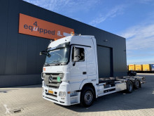Mercedes chassis truck Actros 2541