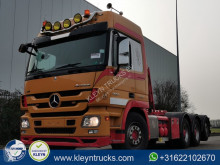 Mercedes Actros truck used hook arm system