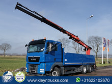 MAN TGX 26.440 truck used flatbed
