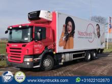 Scania mono temperature refrigerated truck P 280
