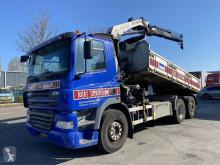 Vrachtwagen DAF CF 85.340 tweedehands platte bak