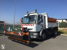 Renault Midlum 240.14 truck used three-way side tipper