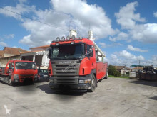 Scania tow truck R 420