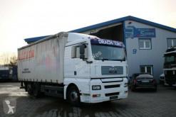 MAN ponyvával felszerelt plató teherautó TGA TGA 26.360 LBW