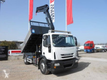 Iveco three-way side tipper truck Eurocargo ML 190 EL 25