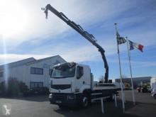 Renault Premium Lander 460 DXI truck used standard flatbed