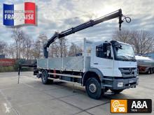 Mercedes flatbed truck Axor 1829 KN