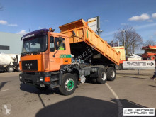 MAN 26.322 truck used tipper