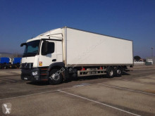 Mercedes Antos 2635 truck used plywood box