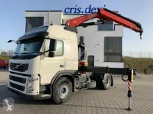 Volvo FM FM 440 4x2 Fassi F175A | Euro 5 | SZM truck used flatbed