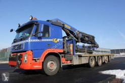 Camion Palfinger Volvo FM440 8x4*4 PK60002 crane 2.4T 18.1m plateau ridelles occasion
