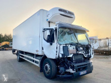 Renault D/WIDE280/INOGAM P1505 truck damaged mono temperature refrigerated